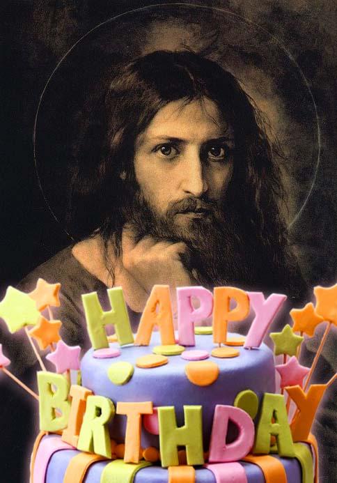 TED 154 Happy Birthday Jesus